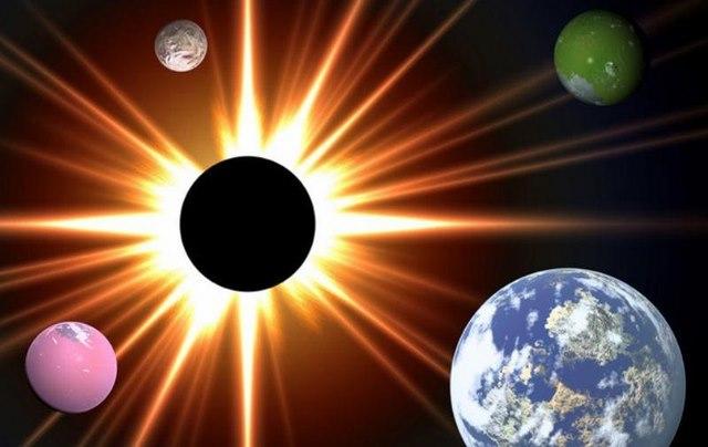 Когда будет солнечное затмение в 2015 время
